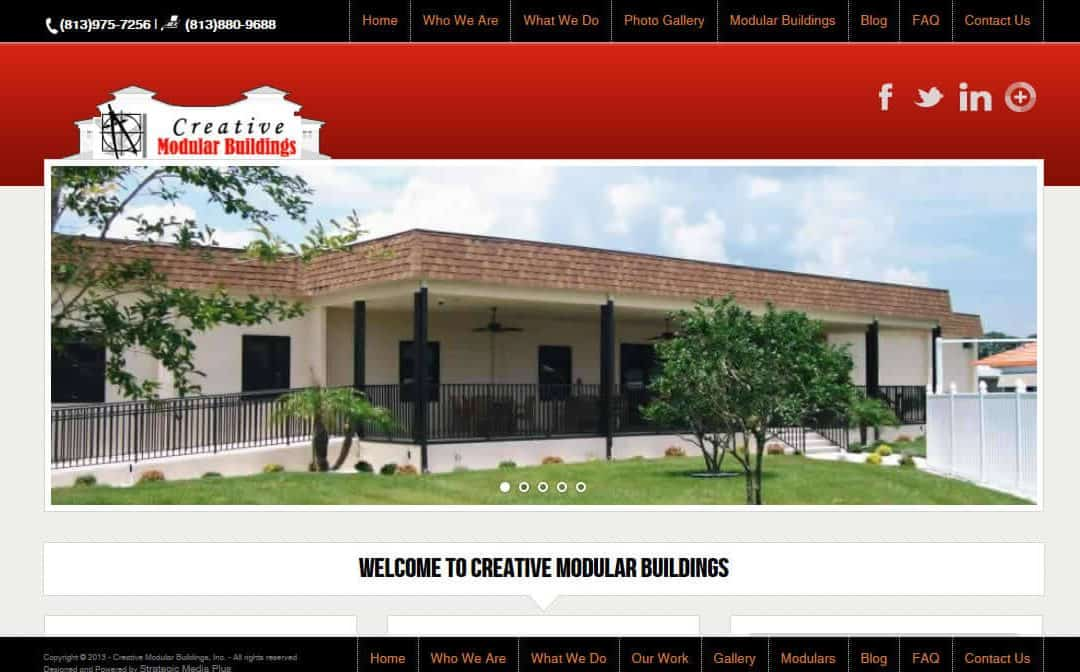 Welcome to Creative Modular Buildings, Inc.