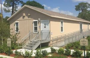 We're proud to announce the completion of another Modular Baptist Church Building.