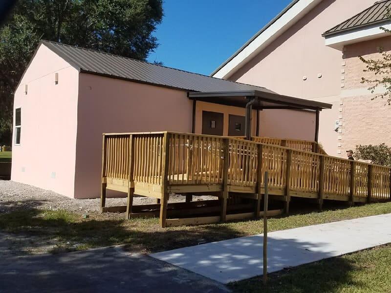 Modular Christian Academy Building
