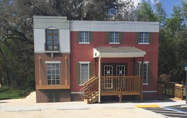 Modular Sales Office Buildings